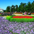 Irkutsk, Russia. Park, summer. — Stock Photo #3939975