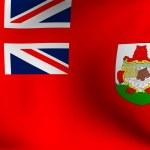 Flag of Bermuda — Stock Photo #4285599