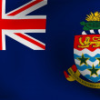 Flag of Cayman Islands — Stock Photo