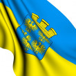 Flag of Lower Austria — Stock Photo #4365700