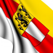 Stock Photo: Flag of Carinthia