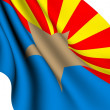 Flag of Arizona, USA — Stock Photo #4379723