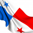 Flag of Panama — Stock Photo #4421465