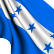 Постер, плакат: Flag of Honduras