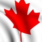 Flag of Canada — Stock Photo #4466074