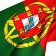 Flag of Portugal — Stok fotoğraf #4605977