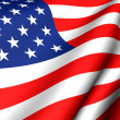 Flag of USA — Stock Photo #4796394