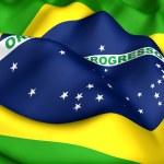 Flag of Brasilia — Stock Photo #4890010