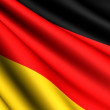 Flag of Germany — Stock Photo #4970162