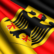 Stock Photo: Flag of Germany