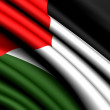 Flag of Palestine — Stock Photo #4970281
