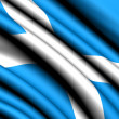 Flag of Scotland — Stockfoto #4970329