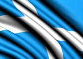 スコットランドの旗 — ストック写真