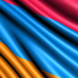 Flag of Armenia — Stock Photo #5043752