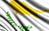 Flag of Cyprus — Stock Photo