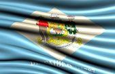 Flag of Delaware — Stock Photo