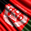 Flag of Afghanistan — Stock Photo #5114056
