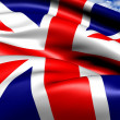 Flag of UK — Stock Photo #5154181