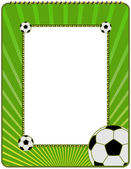 Frame for photo — Stock Vector