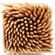 Stock Photo: Confusion toothpicks