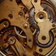 Old pocket watch rusty gear — Stock Photo #2888370