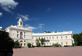 Grand palace in Pavlovsk park — Foto de Stock