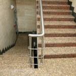 Contemporary staircase — Stock Photo