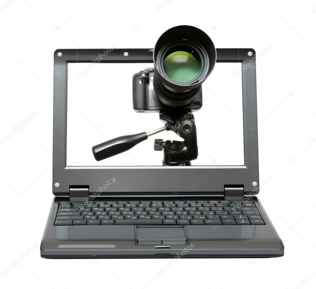 Веб Камеру На Ноутбук