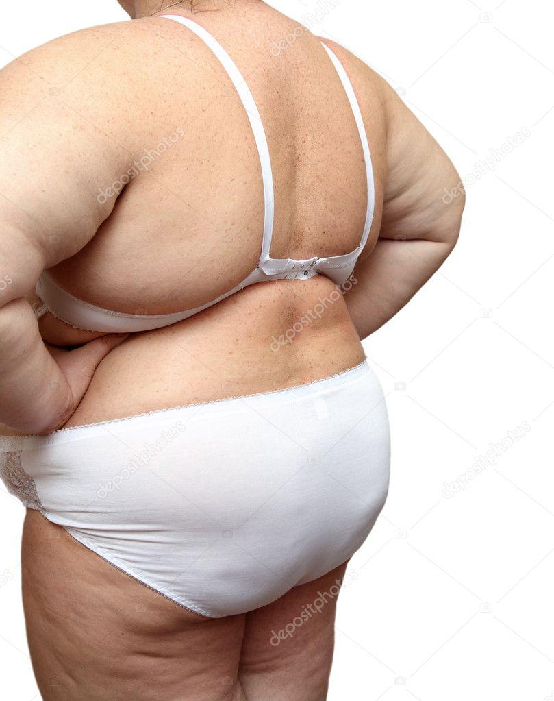 Fat People In Underwear 54
