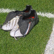 Pair of football boots — Stock Photo #3075109