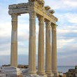 Temple of Apollo in Side, Turkey — Stock Photo #3075184