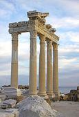 Temple of Apollo in Side, Turkey — Stock Photo