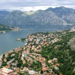 Kotor Bay, Adriatic sea, Montenegro — Stock Photo
