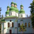 Stock Photo: Holy Trinity Monastery in Kyiv, Ukraine