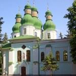 Holy Trinity Monastery in Kyiv, Ukraine — Stock Photo