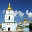 St. Michael's Golden-Domed Cathedral in Kyiv — Stock Photo #3563349