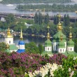 Kyiv Botanic Garden in spring - Stock Photo