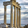 Temple of Apollo in Side, Turkey — Stock Photo #3896960