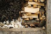 Timberyard — Stock Photo