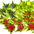 Origami bunch - Stockfoto