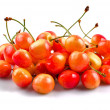 Royalty-Free Stock Photo: Sweet cherries isolated