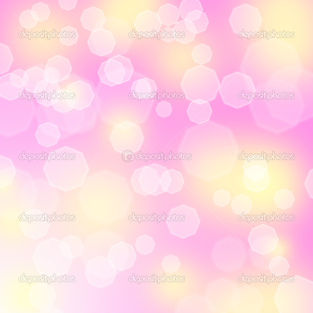 Abstract pink background with bokeh and sparkless — Stock Photo #3622217