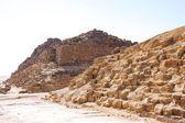 Egypt ruins — Stock Photo