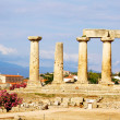 Постер, плакат: Apollon temple in corinth