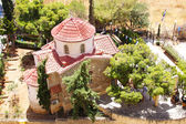 Greek orthodox monastery — Stock Photo
