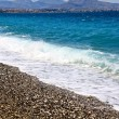 Beach on Samos Island, Greece — Stock Photo