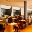 Interior of modern nigt club or restaurant - Stock Photo