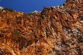 Чистый горный пейзаж — Стоковое фото