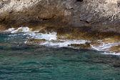Pięknej zatoce w pobliżu marmaris w turcji — Zdjęcie stockowe
