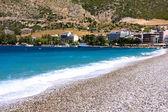 Beach on Samos Island, Greece — Stock Photo